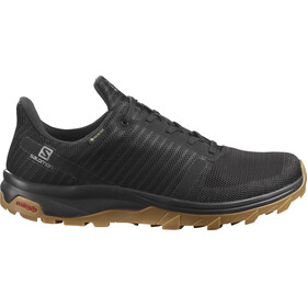 Salomon Outbound PRISM GTX Shoes Men, black/black/gum1a